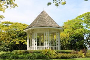Building a Gazebo Landscaper Dallas